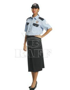 Bayan Polis Kıyafeti / 2003