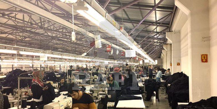 raff military textile üretim
