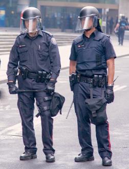 polis uniforma
